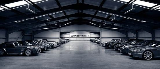 Neiybor Car Storage - Indoor Vehicle Storage