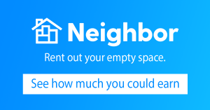 Host CTA - Neighbor - Rent Out Your Empty Space