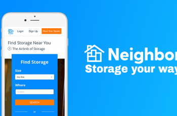 Neighbor Storage Your Way - Become A Neighbor Host Today