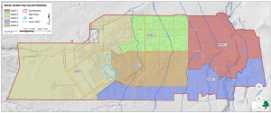 South Jordan Neighborhood Map