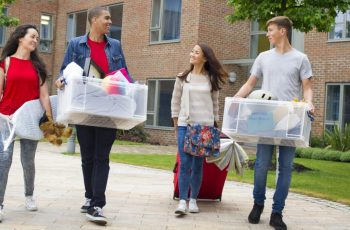 Find student storage with Neighbor