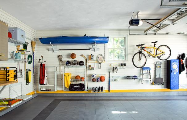 Declutter Your Garage 14 Organization Storage Solutions