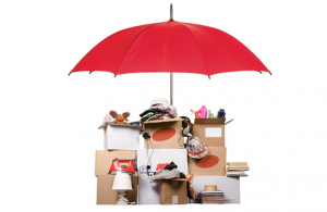 Storage insurance umbrella