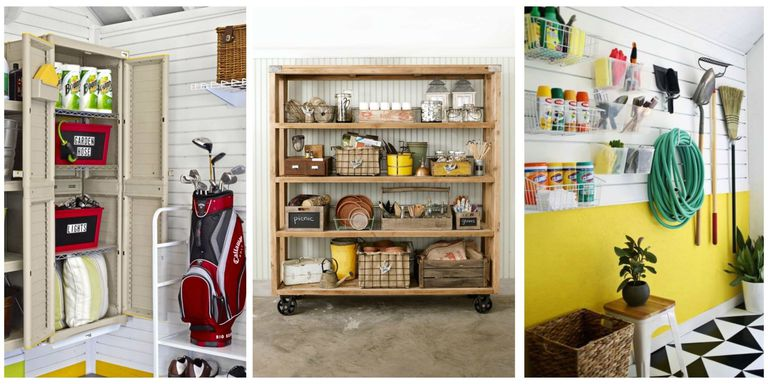 Garage storage solutions - Neighbor Blog