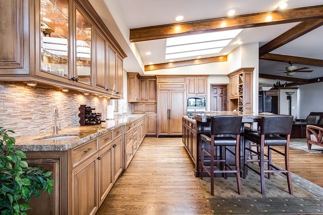 Home Kitchen Staging
