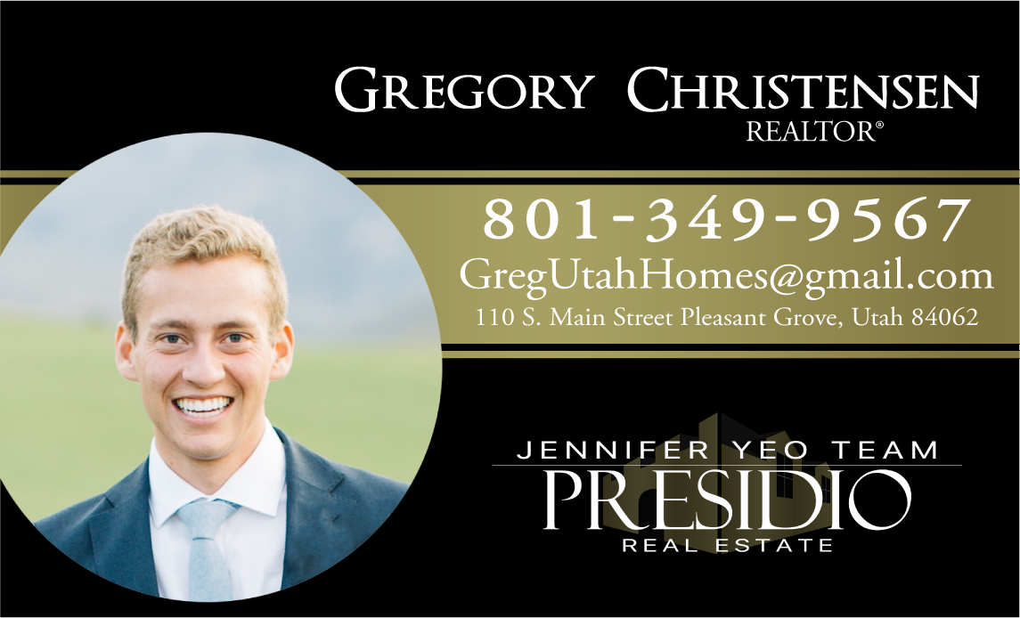 Realtor - Greg Christensen