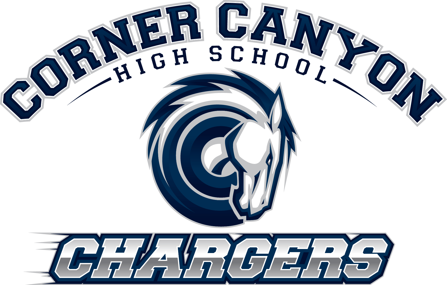 Corner Canyon high school logo