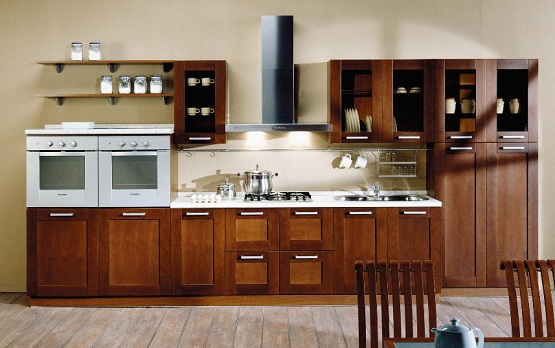One-Wall (The Pullman Kitchen) Design