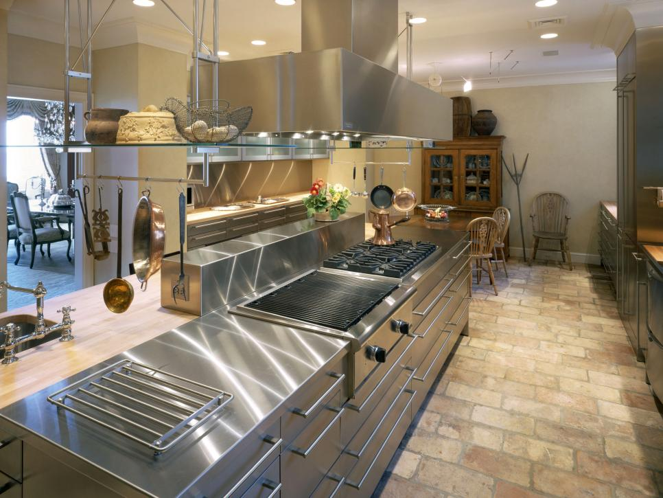 Professional Chef Kitchen Designs
