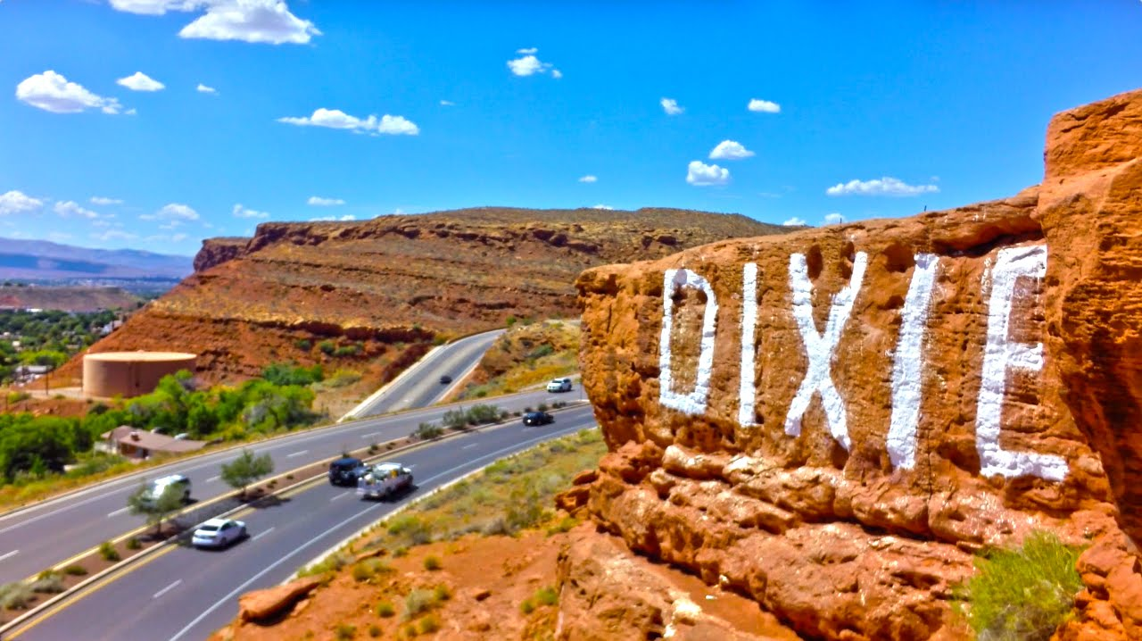 St. George Dixie rock