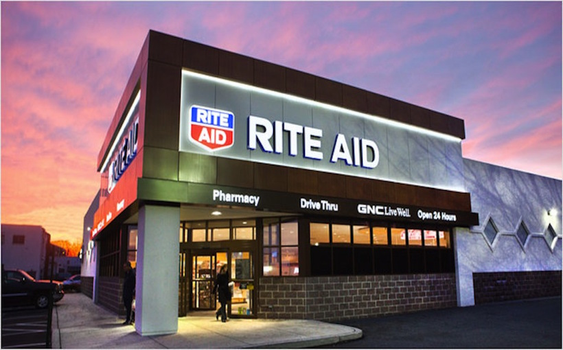Rite-Aid Storefont