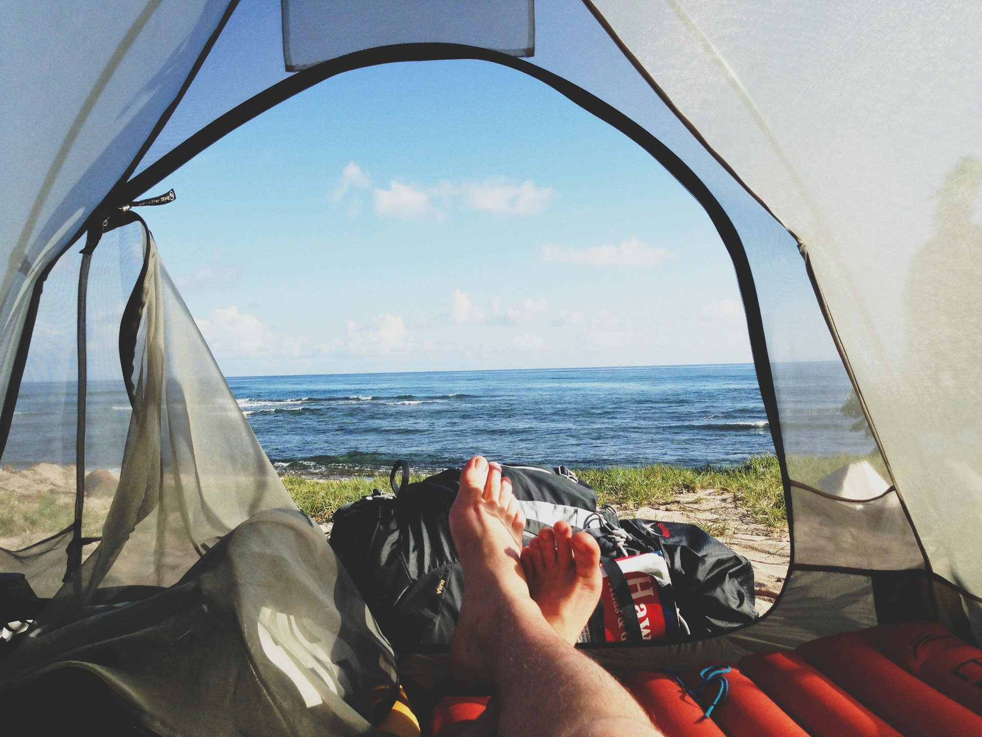 How to Store a Tent - Neighbor Blog