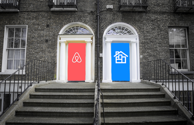 Neighbor and Airbnb - The Homesharing Duo