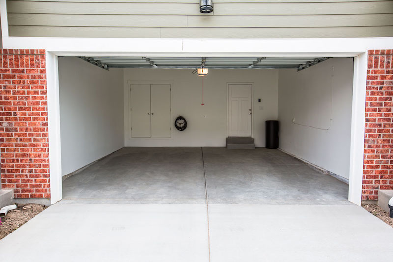 Neighbor Garage Storage
