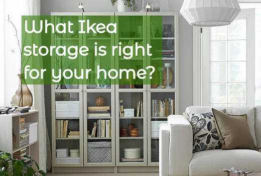 What ikea storage unit is right for your home?