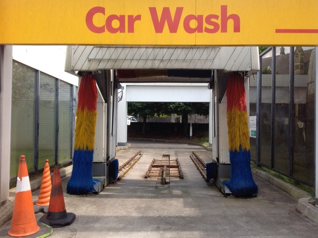 Wash car before long term storage