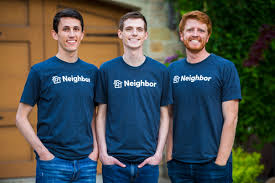 Neighbor storage marketplace startup team