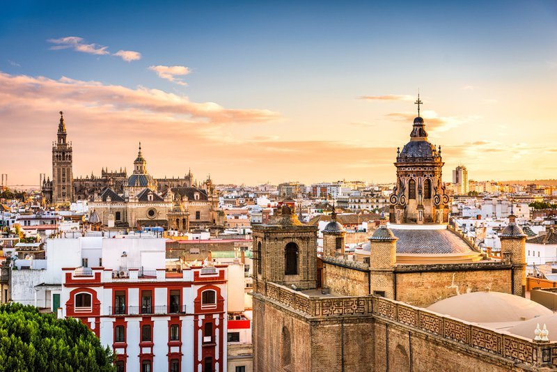 Best Places to Travel Alone | Seville, Spain