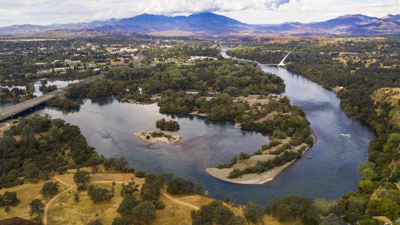 Redding, California