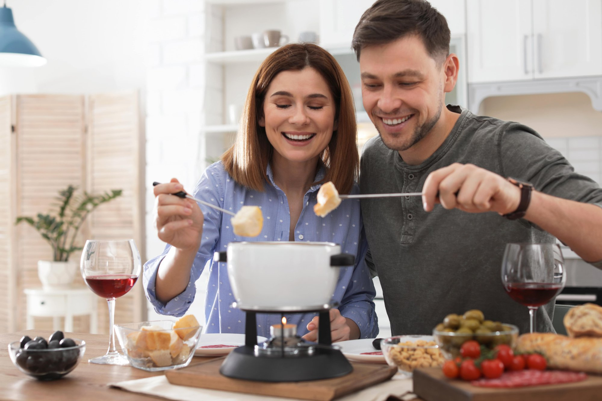 "11 At-Home Date Night Ideas That Aren't Just ""Netflix and Chill"""
