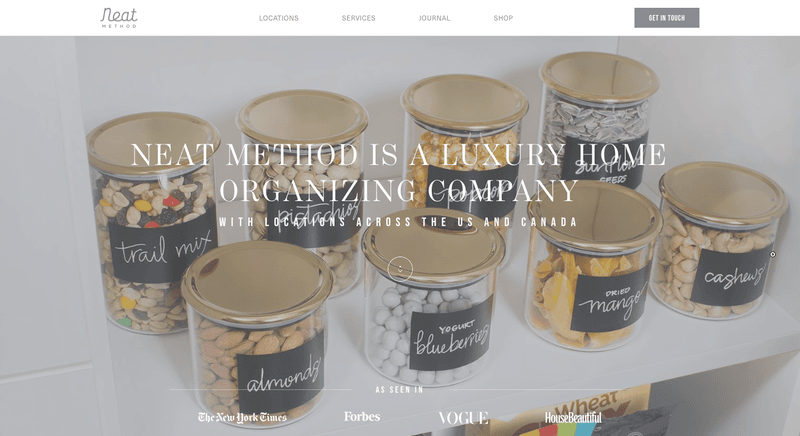 Neath Method | Home Organization Service