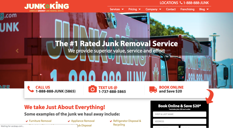 Junk-King Removal Service