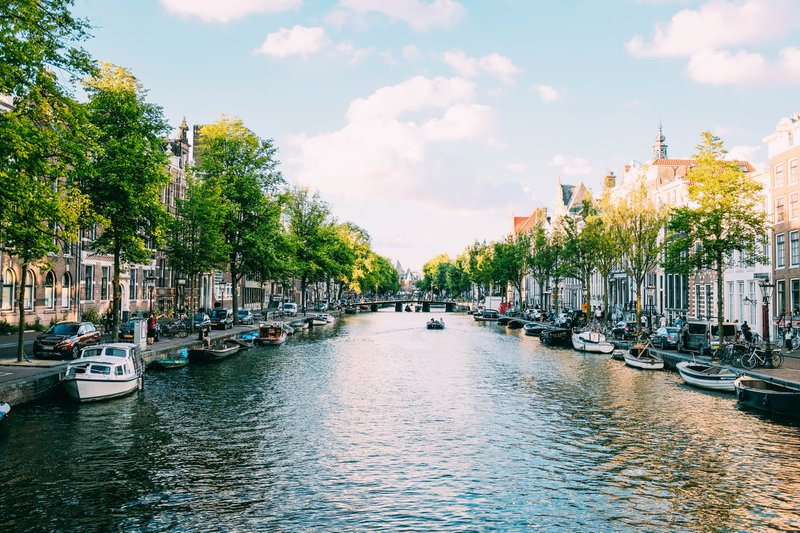 Amsterdam, Netherlands - A best place to travel while alone