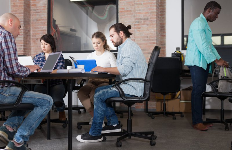 Coworking space disadvantages