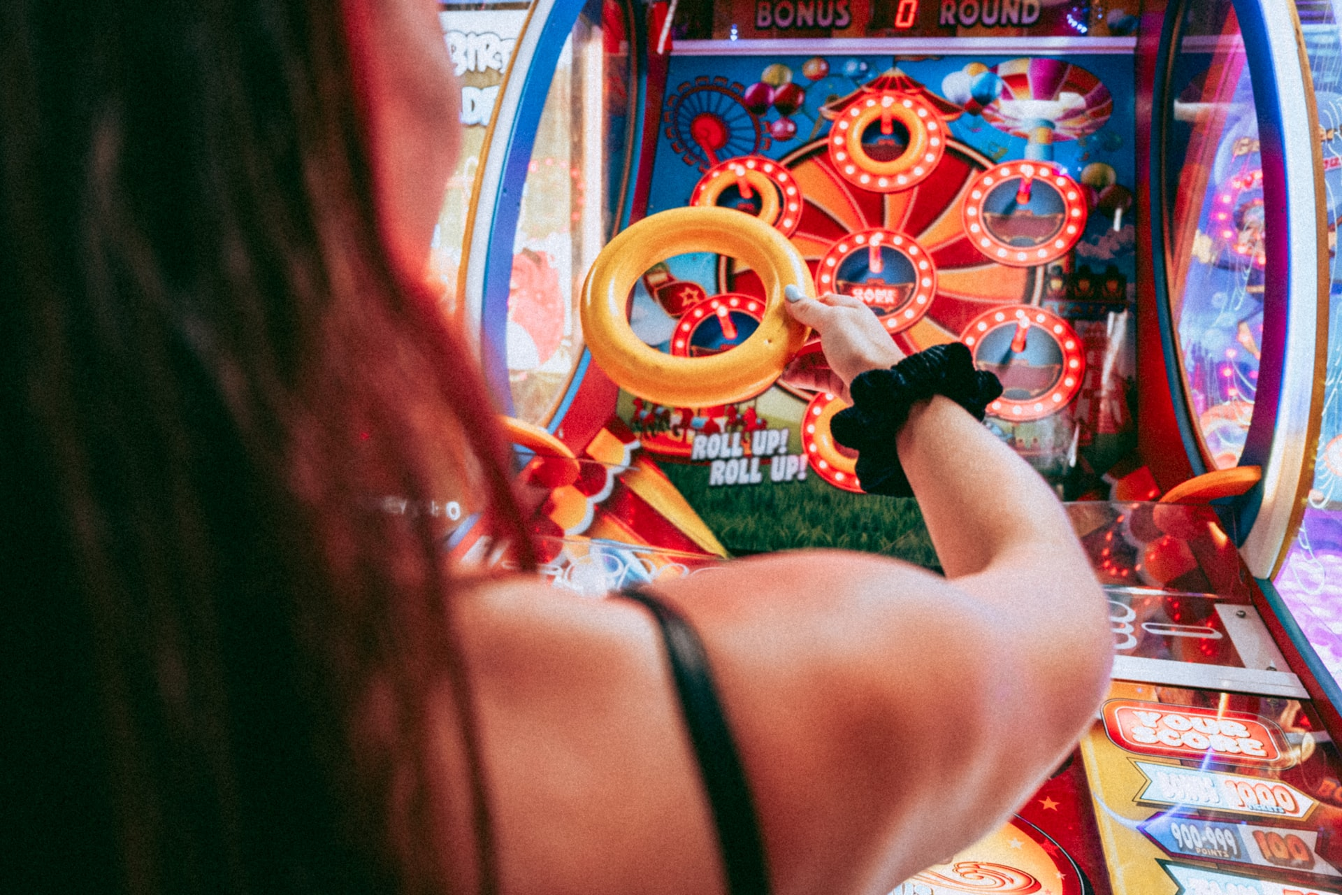 Arcade Date Night Ideas