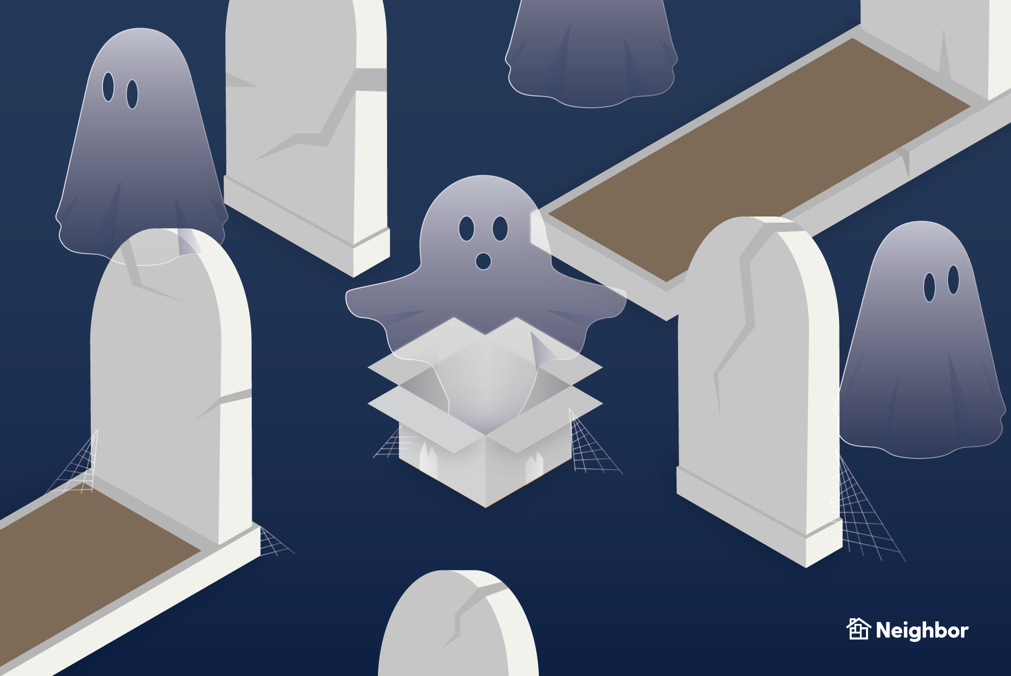 Haunted by the Ghost of Your Past: The Things Americans Can't Seem to Let Go Of